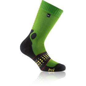 Rohner Trek-Power L/R Socks, verde/gris